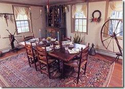 Crocker Tavern Dining Room