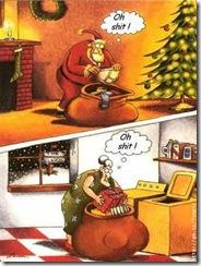 Santa's error