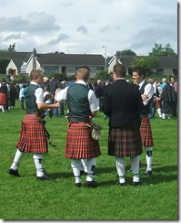 17 Pipe Band Championships