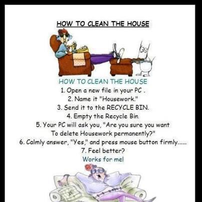 Housework solution