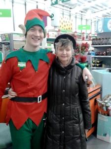 I found me an elf!